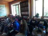 Students from Forestry university visited Rila Monastery Nature Park
